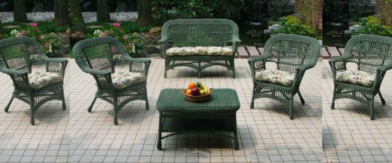 Outdoor Furniture Adds Comfort for your Garden