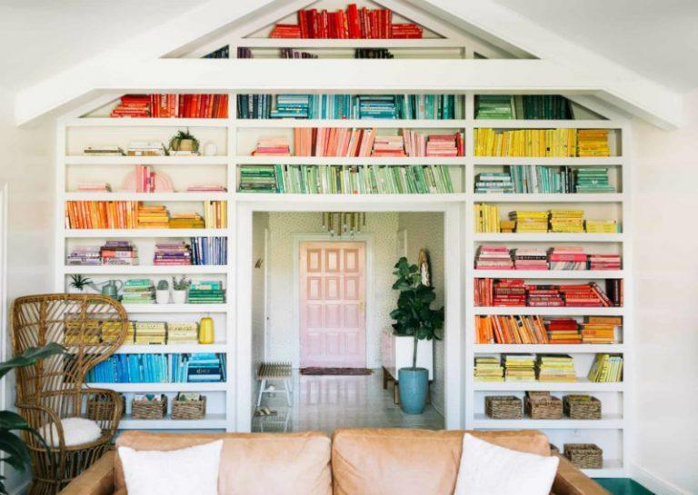 3 Tips For Designing An Aesthetically Pleasing Bookshelf